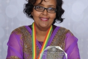 Ministry of Health Honors Dr. Wuleta for her Extraordinary Contribution and Services to Ethiopia's Health Sector